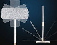 Швабра Supretto Проще Простого с ведром и самоотжимом (5280), для линолеума, деревянных полов, ламинатов, фото 9