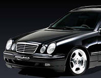 Запчасти Mercedes E