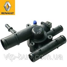 Термостат охлаждающей жидкости на Renault Trafic 1.9dCi (2001-2006) Renault (оригинал) 8200674369