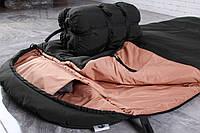Метровый Спальный мешок Ботал Очень широкий спальник 100см ширина!