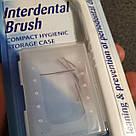 Уход за брекетами. Щетка +Ершики для зубов 10 шт., фото 2