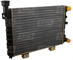 Радіатор охолодження ВАЗ 2105, 2107 інжектор LSA LA 21073-1301012