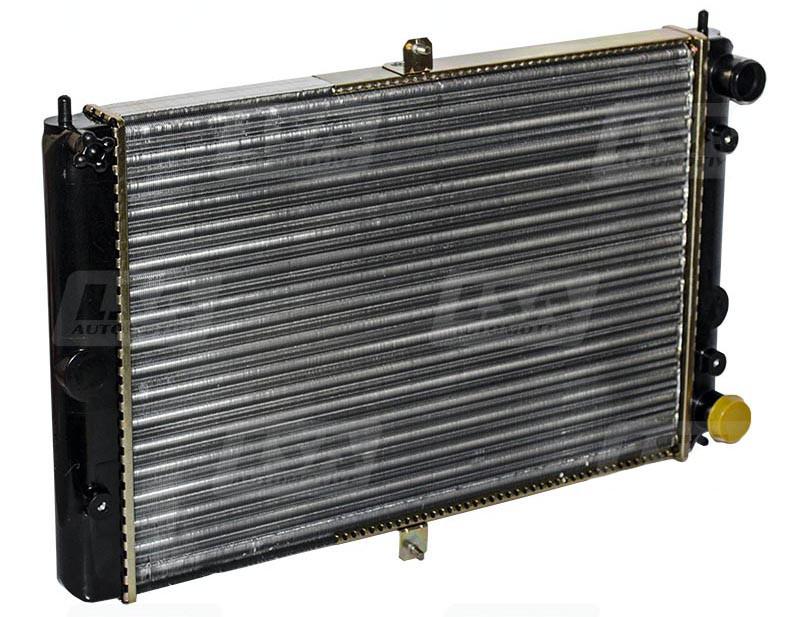 Радіатор охолодження ВАЗ 21082-210099, 2113-21155 LSA LA 21082-1301012