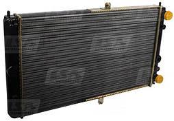 Радіатор охолодження ВАЗ 2110-2112 LSA LA 2110-1301012