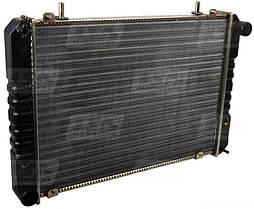 Радіатор охолодження ГАЗ 3302, 2217 Газель (до 1999) 2-х рядний LSA LA 3302-1301012P