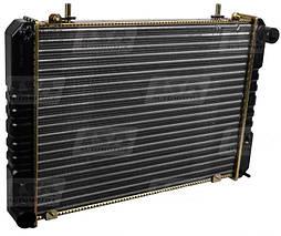 Радіатор охолодження ГАЗ 3302, 2217 Газель 3-х рядний LSA LA 3302-1301013P