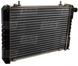Радіатор охолодження ГАЗ 3302, 2217 Газель LSA LA 3302-1301013P