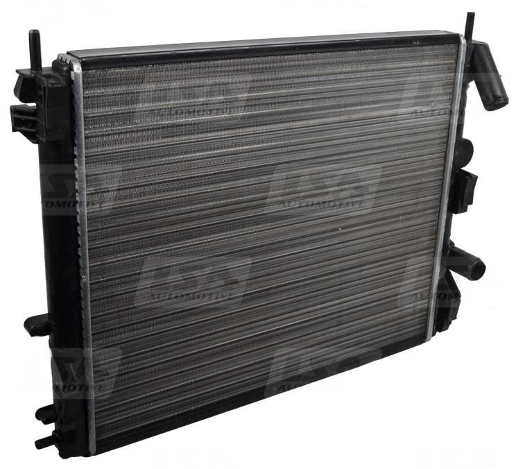 Радиатор охлаждения Renault Logan 1.4/1.6 с кондиционером LSA LA 7700428082