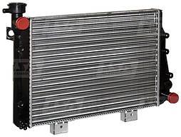 Радіатор охолодження ВАЗ 2101-2107 LSA ECO LA 2107-1301012