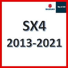 Suzuki SX4 (S-Cross) 2013+