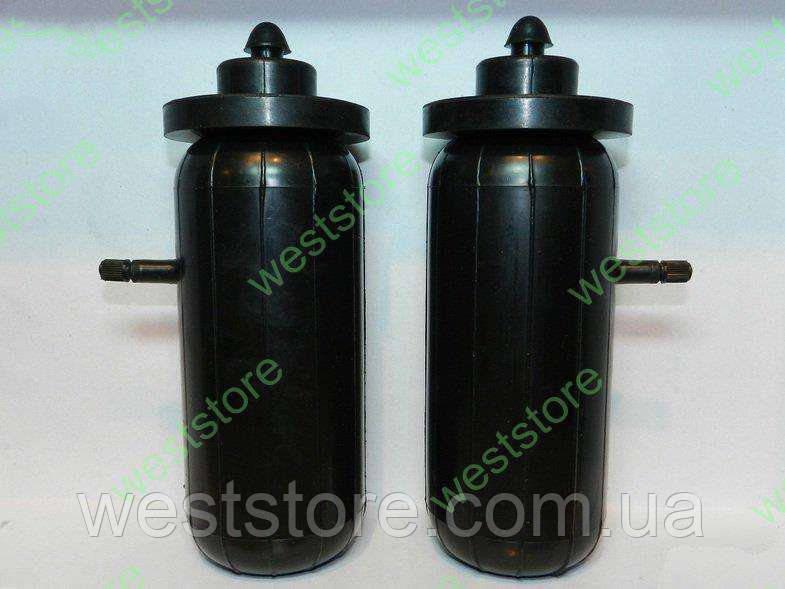 Підсилювачі пружин Пневмоподушки в пружини,пневмобаллони ваз 2101-2107,2102,2121,21213 нива тайга