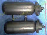 Підсилювачі пружин Пневмоподушки в пружини,пневмобаллони ваз 2101-2107,2102,2121,21213 нива тайга, фото 2