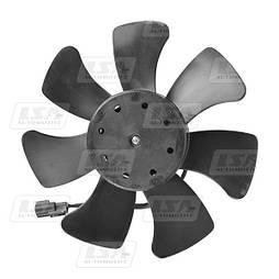 Електровентилятор охолодження Daewoo Lanos на підшипнику LSA LA 96182264