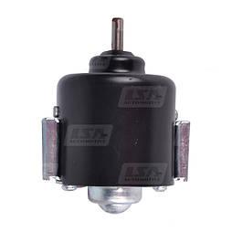 Електровентилятор охолодження ВАЗ 2101-2107, 1111, 2121 на підшипнику, без крильчатки LSA LA 2101-8101080-01