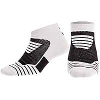 Носки спортивные для баскетбола DML7001 (нейлон, хлопок, р-р 40-45, цвета в ассортименте)