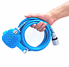 Щетка-душ для собак Pet Bathing Tool, фото 6