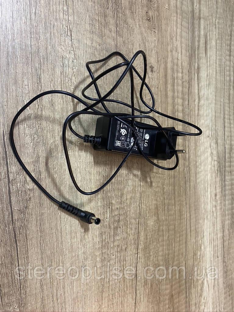 Блок живлення для монітора LG (ADS-18FSG-19) 19V/0,84 A