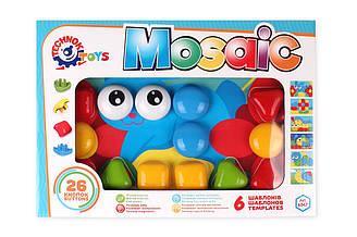 Игрушка Мозаика Технок (6047)