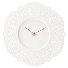 SKURAR Настінні годинники, білий