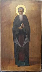Икона Иоанна Лествичника 19 век Россия