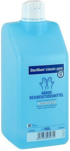 Антисептик для рук Стериллиум классик пур (Sterillium classic pure), 1л