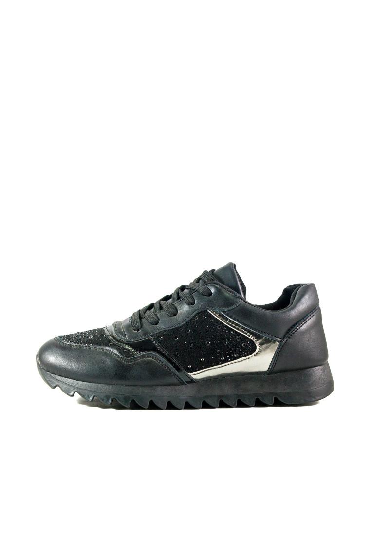 Кросівки жіночі Sopra чорний 12988 (36)