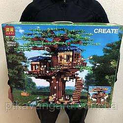 Конструктор Майнкрафт Дом на дереве Minecraft Lari 11364 3056 деталей