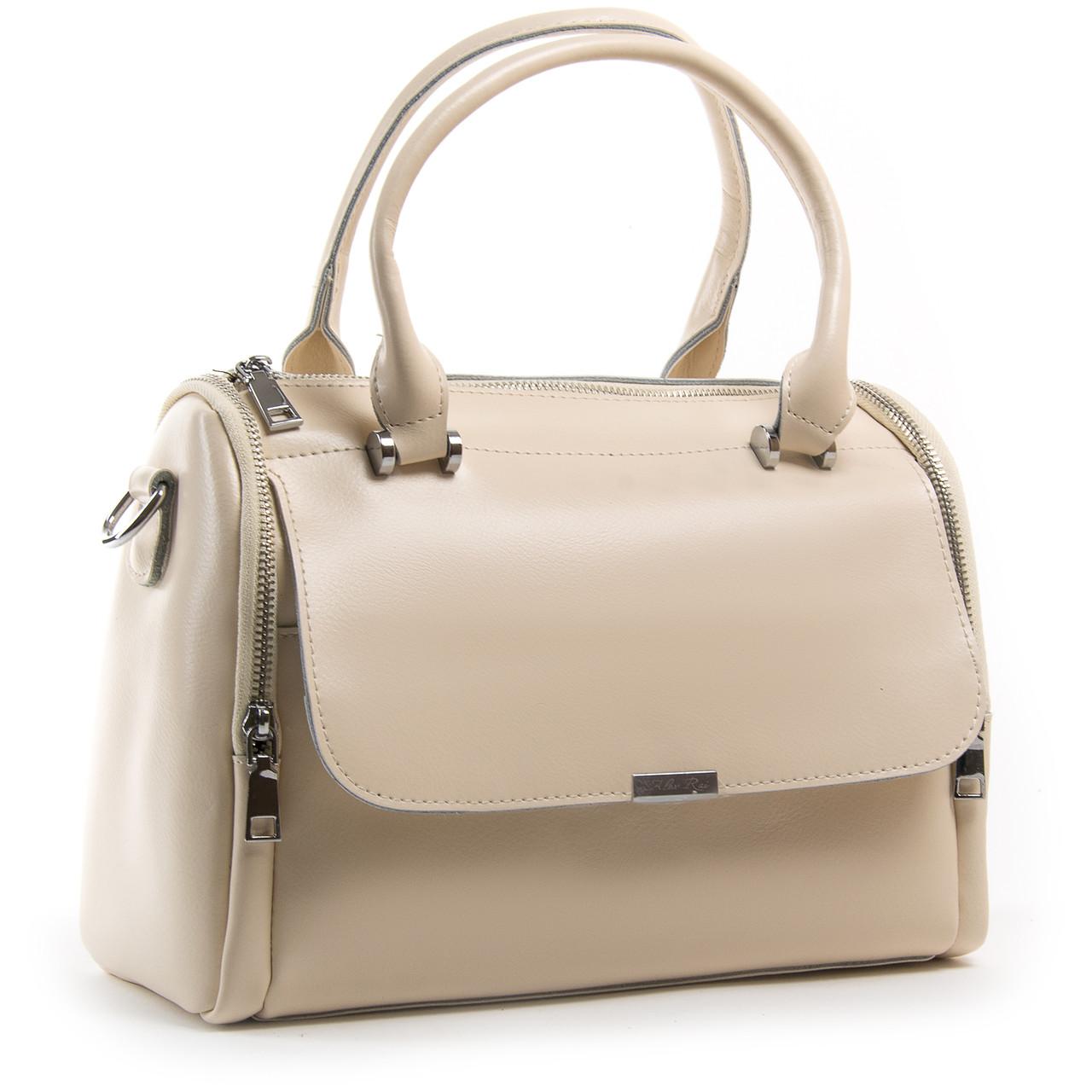 Жіноча шкіряна сумка ALEX RAI різні кольори