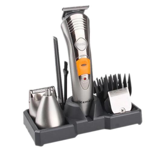 Бритва Многофункциональный прибор для стрижки волос Машинка для стрижки волос с насадками MP5580/km580a 7in1