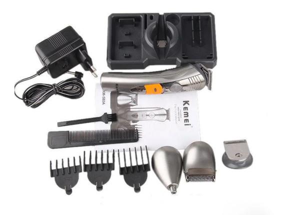 Бритва Многофункциональный прибор для стрижки волос Машинка для стрижки волос с насадками MP5580/km580a 7in1, фото 2
