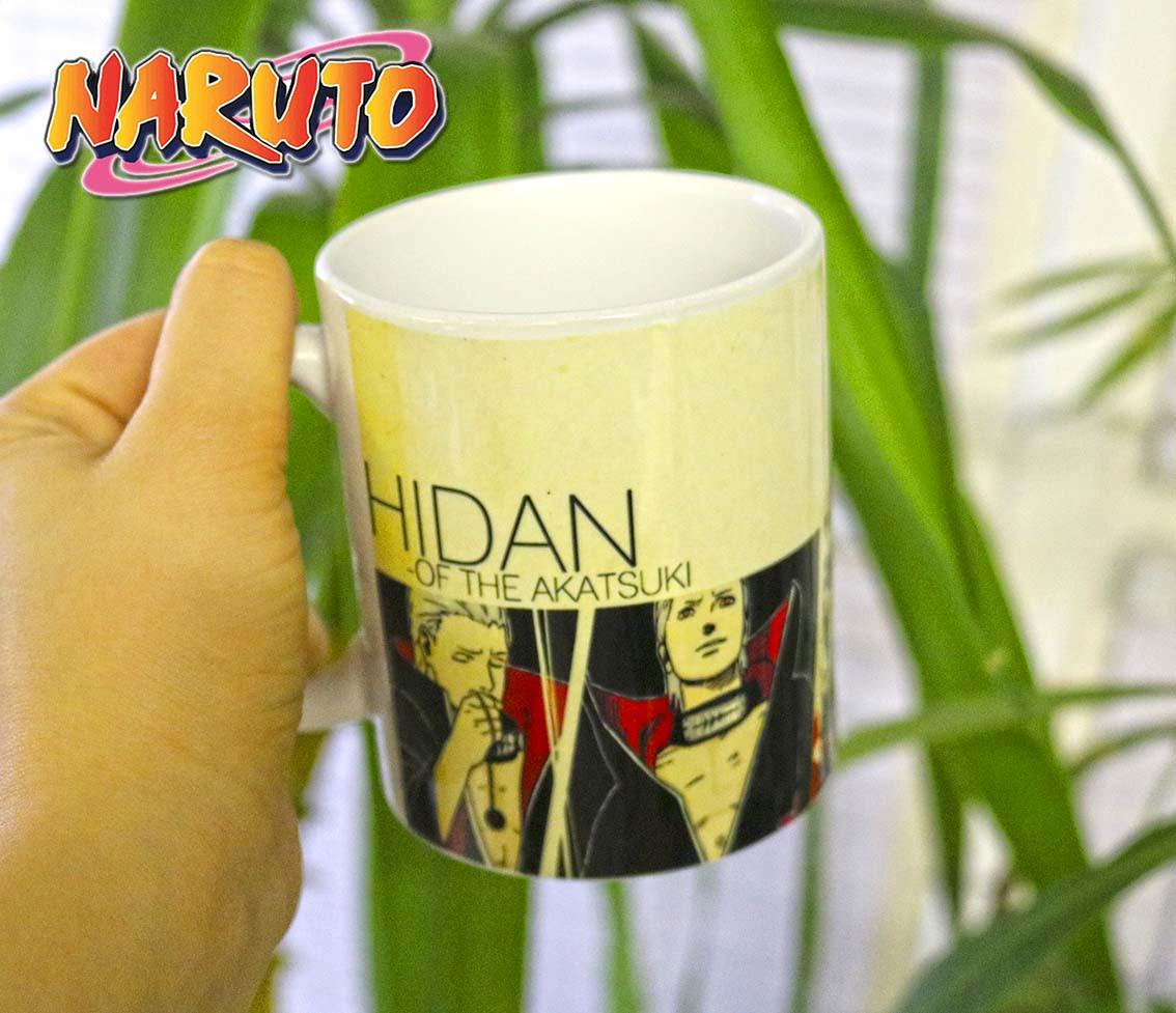 "Кружка Наруто ""Hidan of the Akatsuki"" / Naruto"