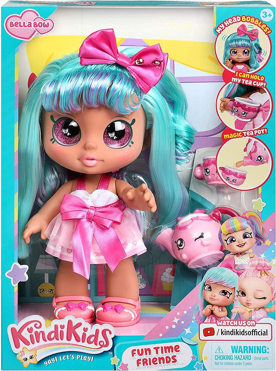 Кукла кинди кидс Белла Боу Время друзей kindi kids Bella Bow Snack Time Friends 50116