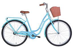 Городской велосипед 28 дюймов 19.5 рама DOROZHNIK OBSIDIAN 2021