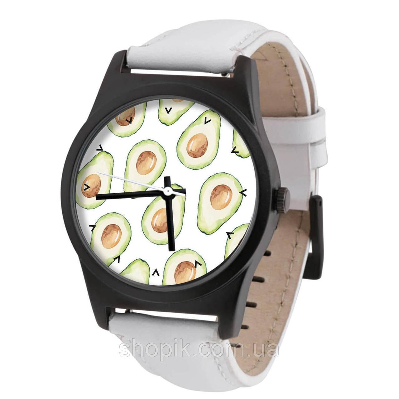 Часы ZIZ Авокадо + доп. ремешок + подарочная коробка SHOPIK