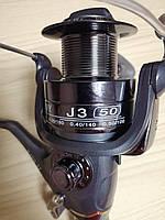 Катушка Hiboy J3-50 c байтранером