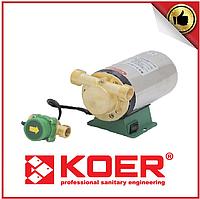Насос повышения давления KOER KP.P15-GRS15 (с гайками, кабелем и вилкой)