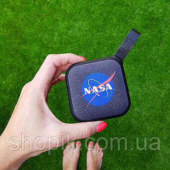 Портативная колонка Bluetooth ZIZ НАСА SHOPIK