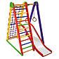 Дитячий спортивний куточок для дому «Kind-Start-4» SHOPIK, фото 3