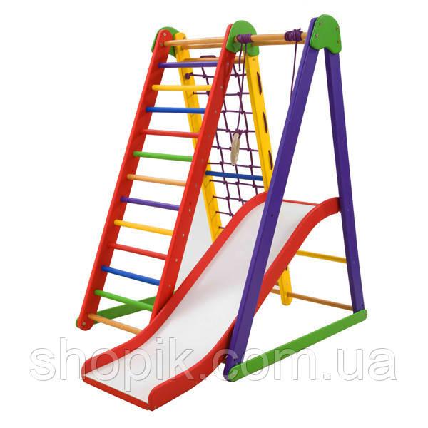 Дитячий спортивний куточок для дому «Kind-Start-4» SHOPIK