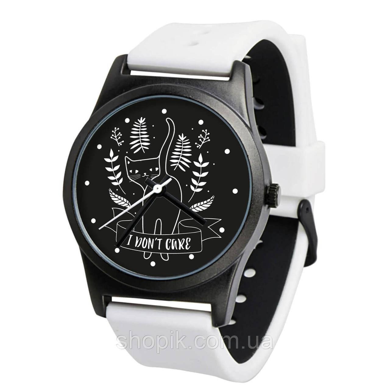 Часы ZIZ I dont care + доп. ремешок + подарочная коробка SHOPIK