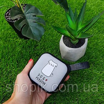 Портативная колонка Bluetooth ZIZ Я собачник SHOPIK