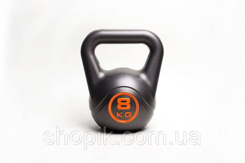 Гиря 8 кг для Crossfit (Кроссфит) SHOPIK