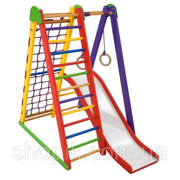 Детский спортивный уголок для дома «Kind-Start-4» SHOPIK