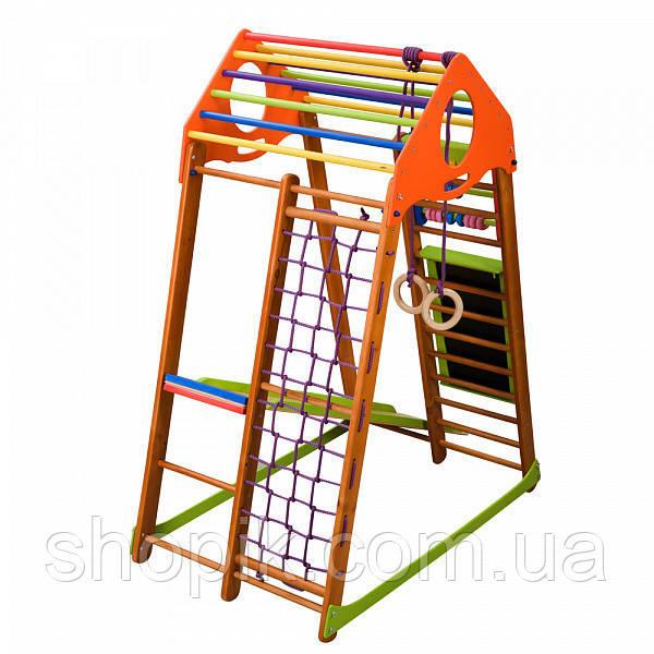 Детский спортивный комплекс BambinoWood Plus  SportBaby  SHOPIK