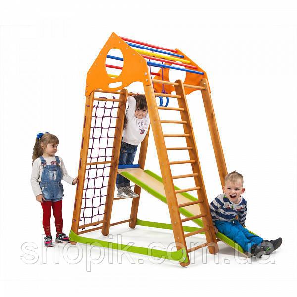 Детский спортивный комплекс BambinoWood  SportBaby  SHOPIK