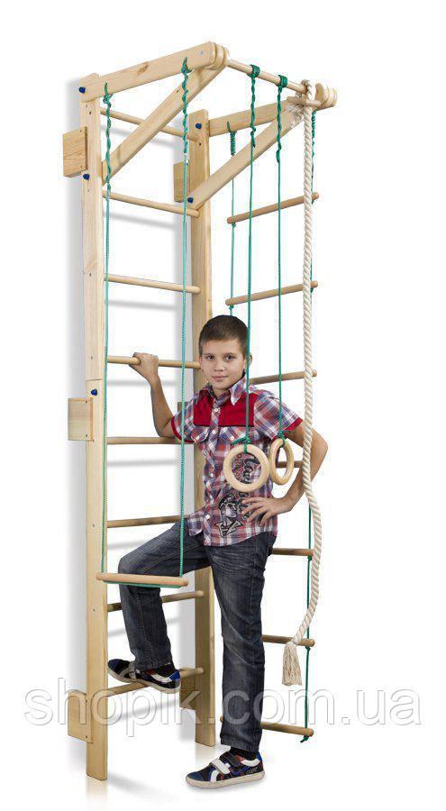 Детский спортивный уголок  «Teenager Sport 2-220» SportBaby  SHOPIK