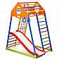 Дитячий спортивний комплекс KindWood Color Plus 1 SportBaby SHOPIK, фото 3
