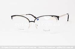 Металева оправа для окулярів жіноча. Santarelli 1759