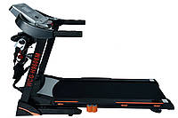 Беговая дорожка электрическая WCG-H9606M + Гантели + Масссажор, Електронна бігова доріжка WCG-H9606M SHOPIK