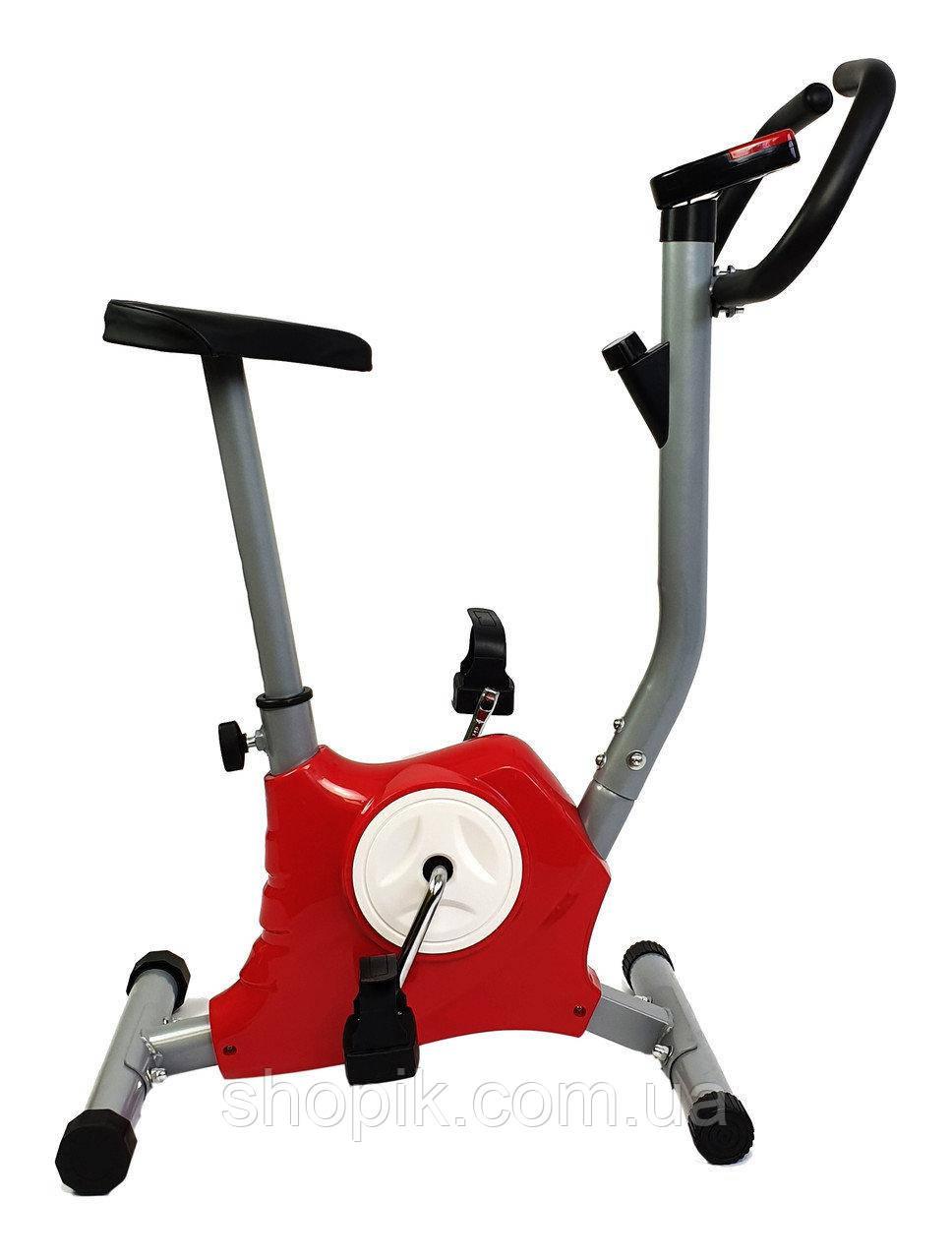 Велотренажер 7FIT T8018 Intenso Red SHOPIK
